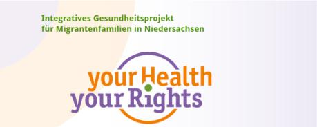 Your Health Your Right Logo